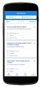 ppli CPF en Occitanie sur smartphone